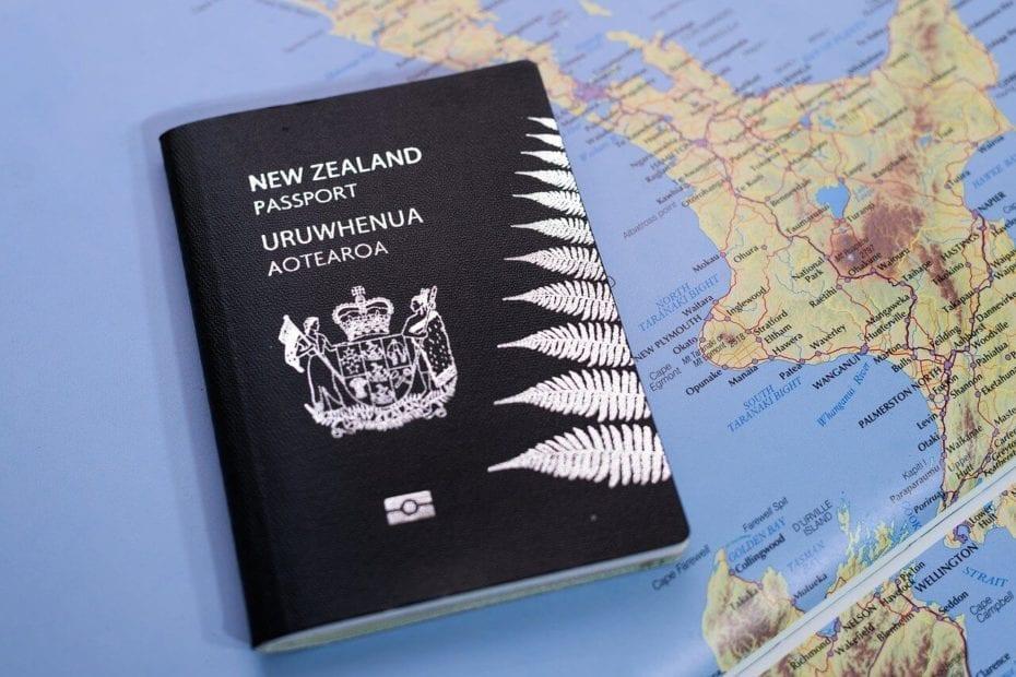 New Zealand Work Permit