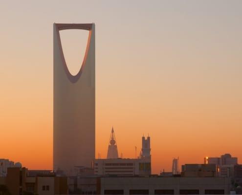 Regions and culture to TEFL in Saudi Arabia