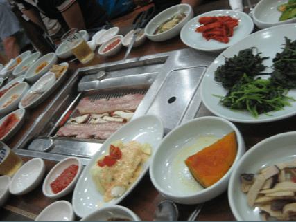 Korean Food - TEFL Korea