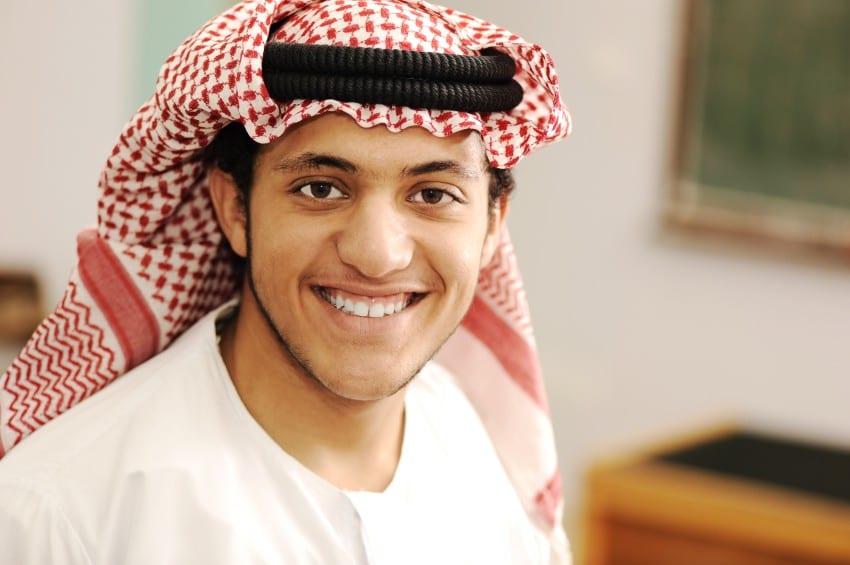 TESOL Saudi Arabia Students
