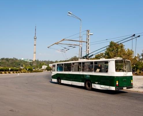 South Korea Bus