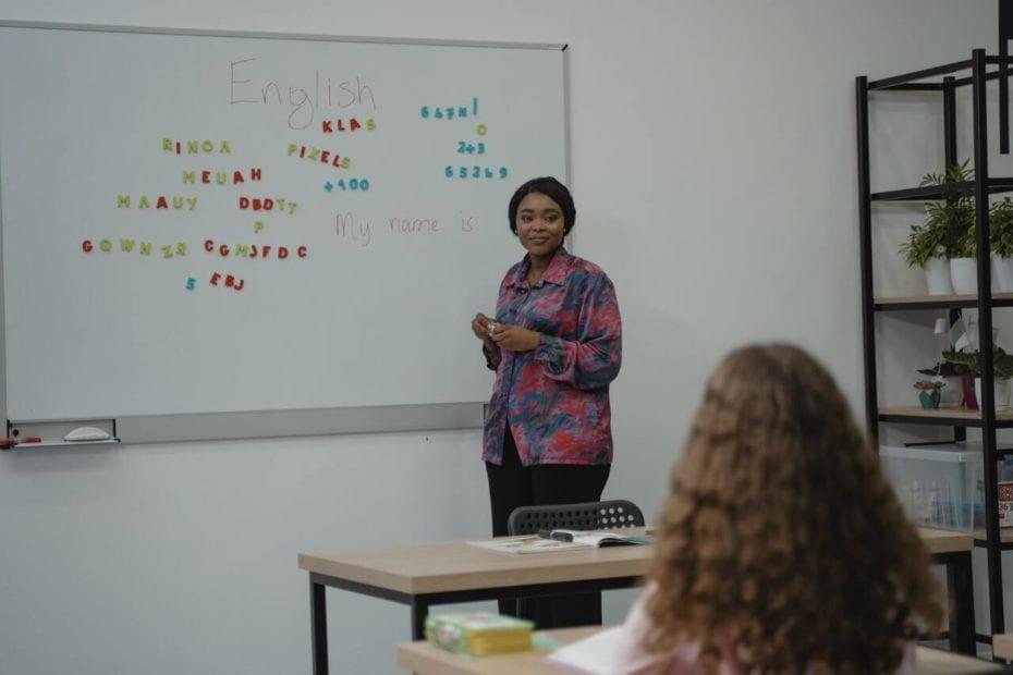 TESOL - Teaching Vocabulary