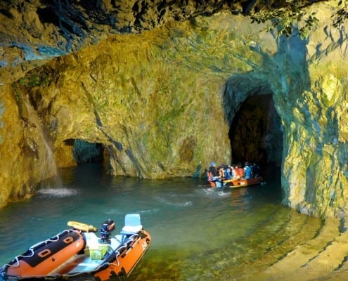 Teach English in Ulsan South Korea and visit Amethyst Cave
