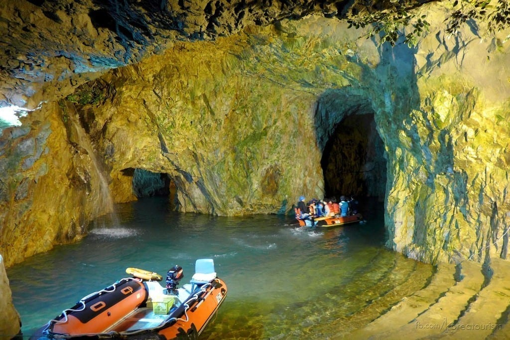 travel-Teach English in Ulsan South Korea and visit Amethyst Cave