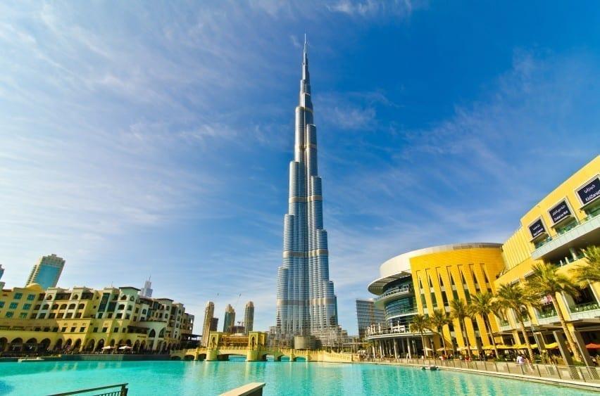 TESOL Dubai, UAE - Burj Khalifa