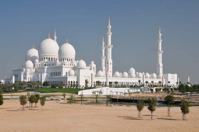 TESOL Abu Dhabi - Visit Sheikh Zayed Mosque when teaching English in the UAE
