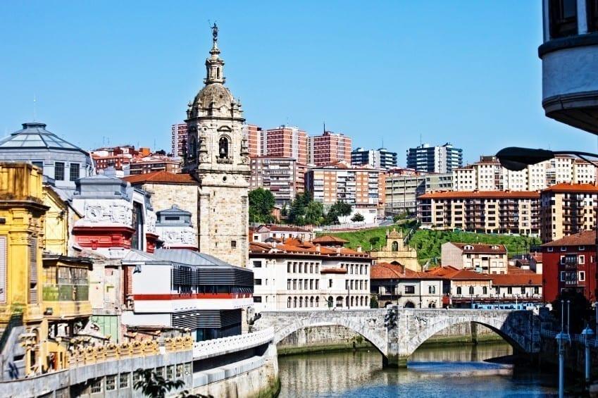 Teaching English in Bilbao
