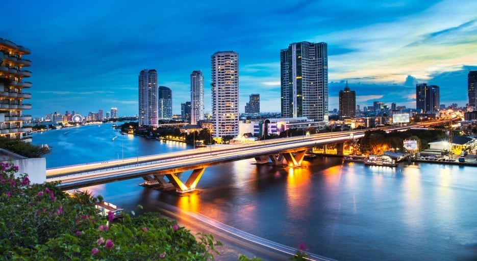 Teach English in Thailand Bangkok TESOL