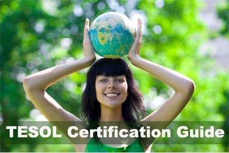 TESOL certification course guide