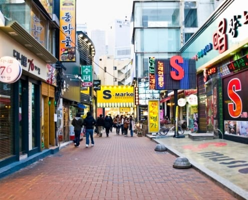 TESOL South Korea Communicative Approach