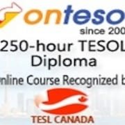 TESOL Diploma Recognized by TESL Canada