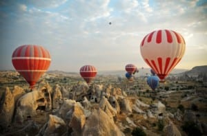 traveling and teaching English in Istanbul