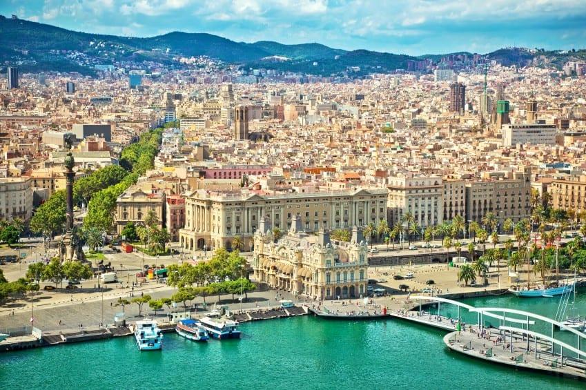 Teach abroad in Spain