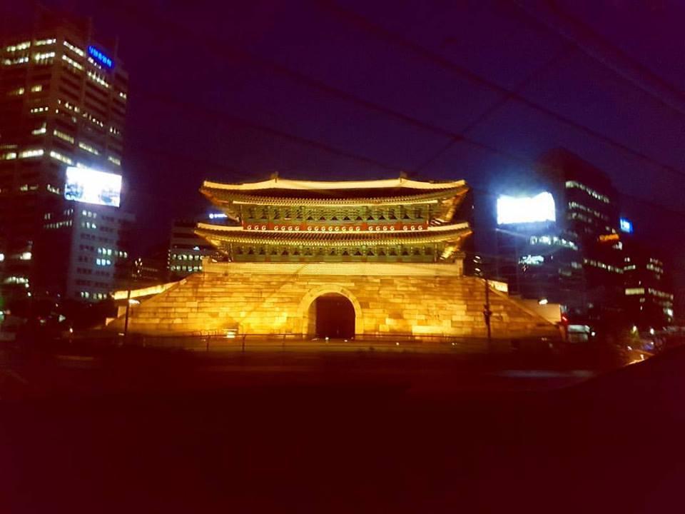 Teaching English in Seoul