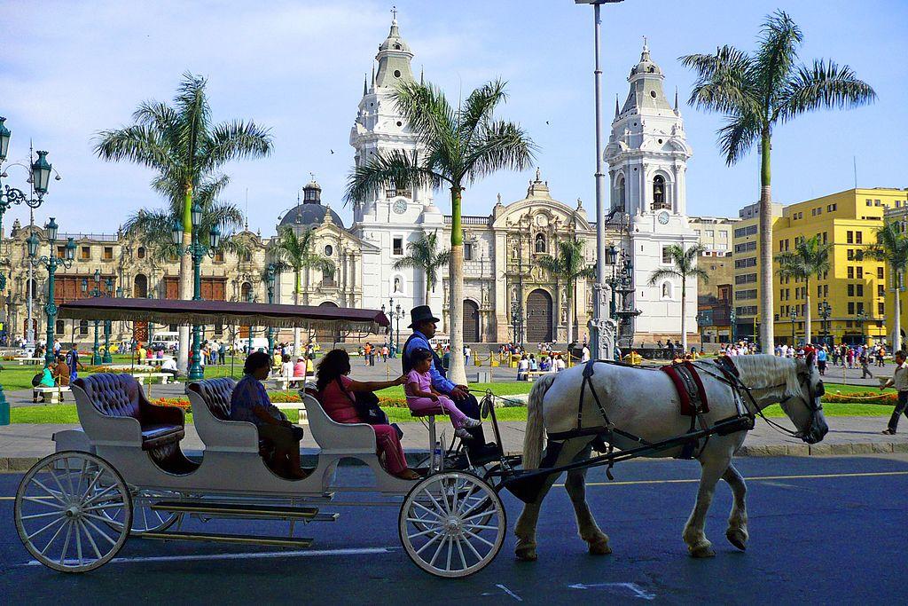 Teach English in Peru