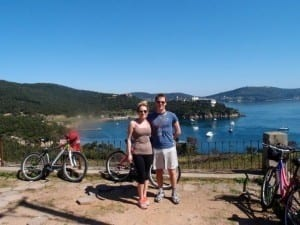 Teaching abroad and traveling