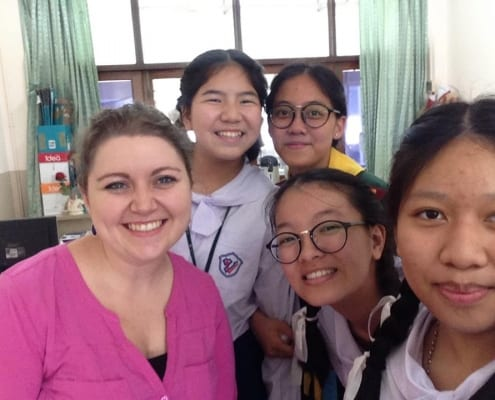 TESOL Teaching English in Thailand - BFITS Review