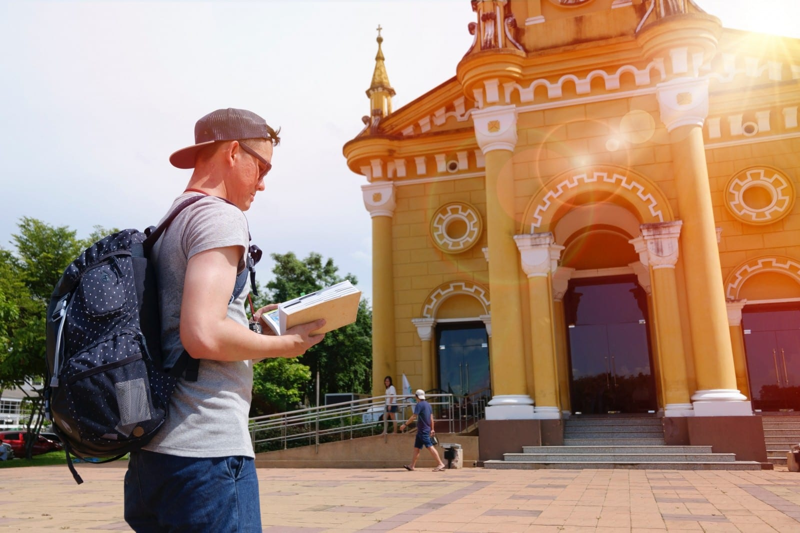 Teach and Travel Abroad