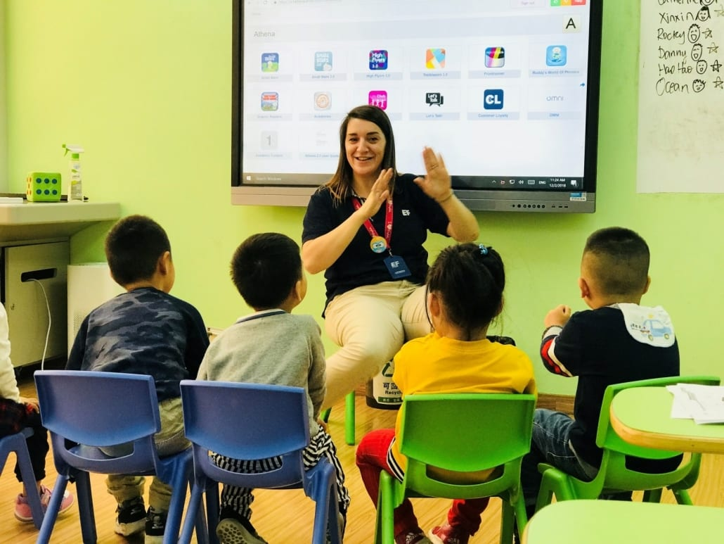 TESOL/TEFL Review - Teaching in Guangzhou, China with EF English First