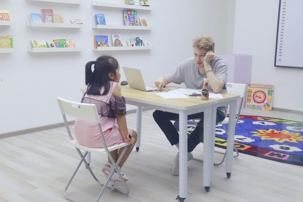 Teach English in China with IEduKids
