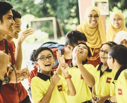 Young ESL learner engagement