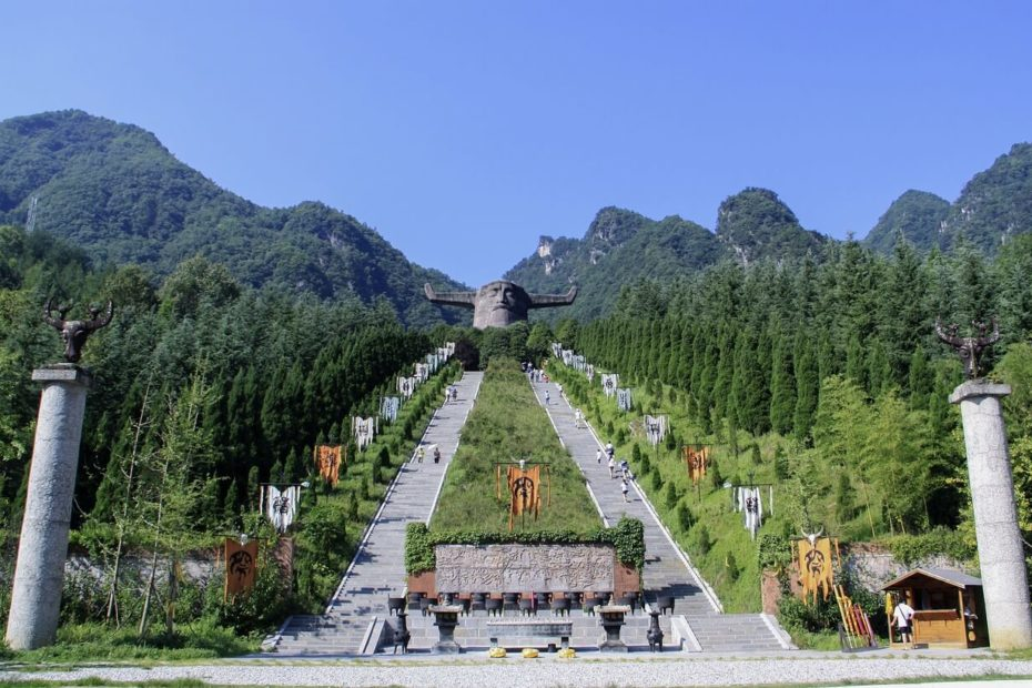 Picture of Hubei china