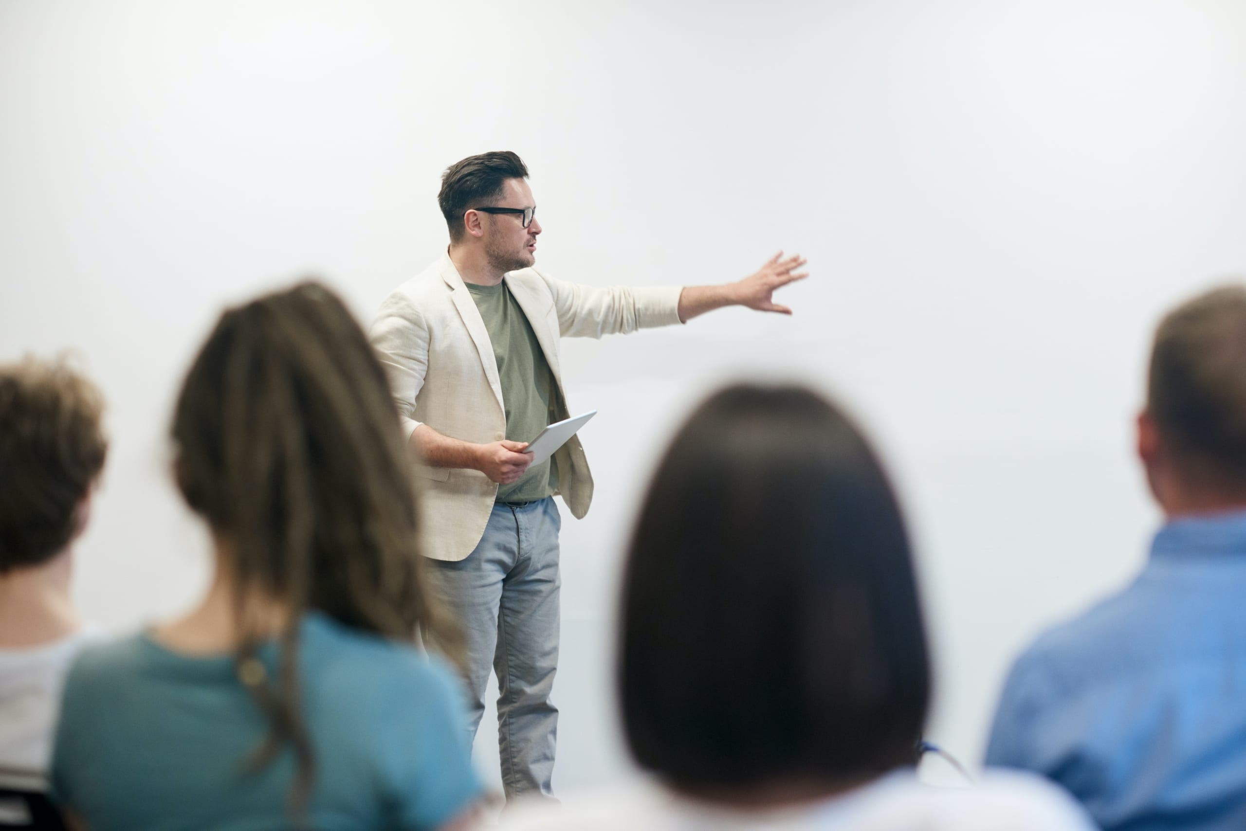 Maximize efficiency teaching an all-day ESL class