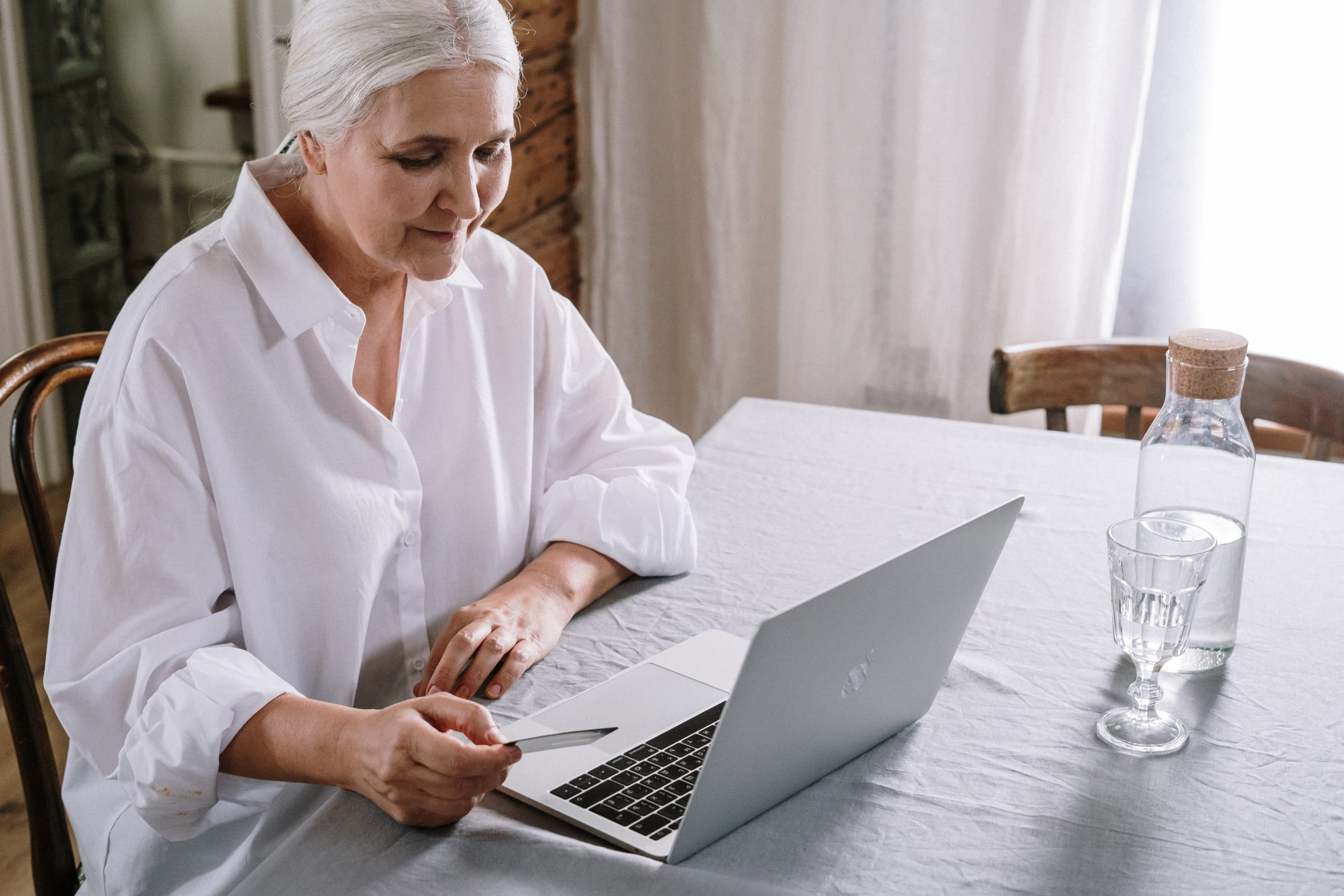 How to Teach English to The Elderly Online
