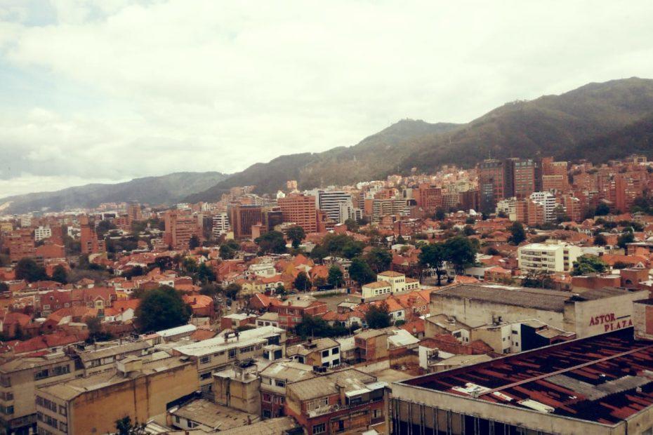 Teaching ESL in Bogotá, Colombia