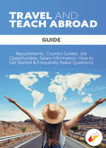 Guide on how to Teach English Abroad